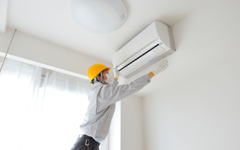 Illustration Quand faire la maintenance d'un climatiseur à la Réunion